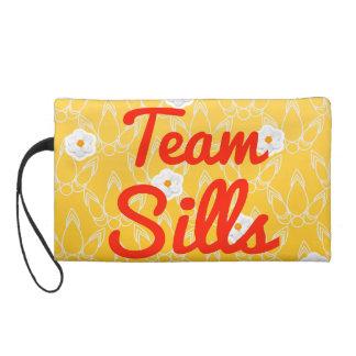 Team Sills Wristlet
