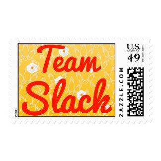Team Slack Stamps