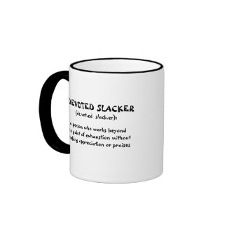 Team Slacker Mug