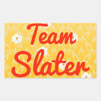 Team Slater Sticker