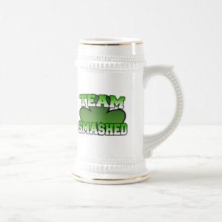 Team Smashed Mug