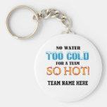Team So Hot Key Chain