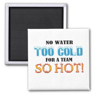 Team So Hot Fridge Magnet
