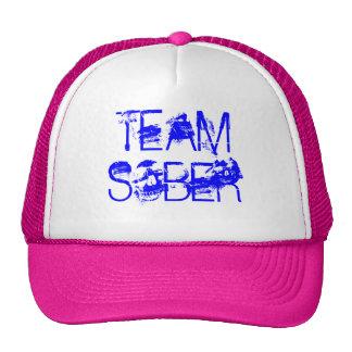 TEAM SOBER TRUCKER HAT