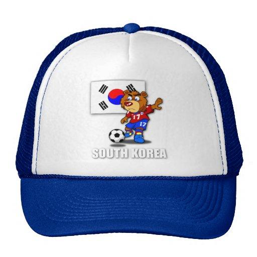 Team South Korea Football Hat