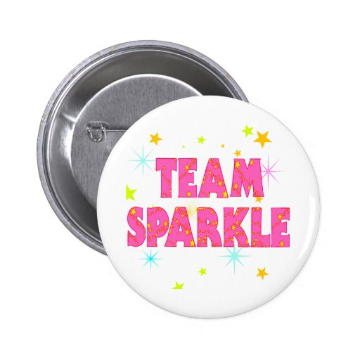 Team Sparkle Pin