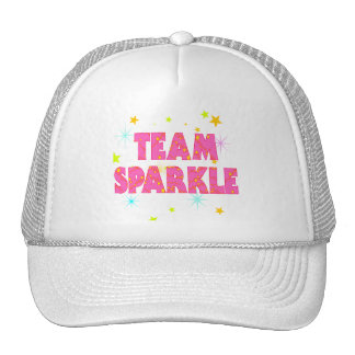 Team Sparkle Trucker Hat