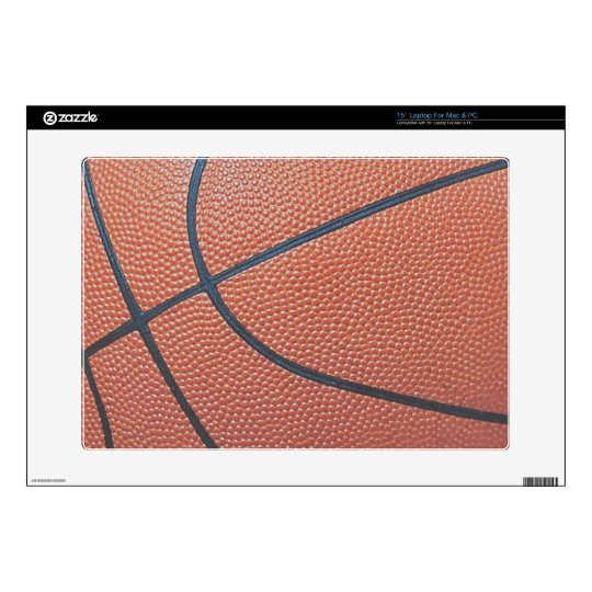 Team Spirit_Basketball look_Hoops Lovers Decals For Laptops