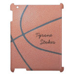 Team Spirit_Basketball texture_Autograph Style Case For The iPad 2 3 4