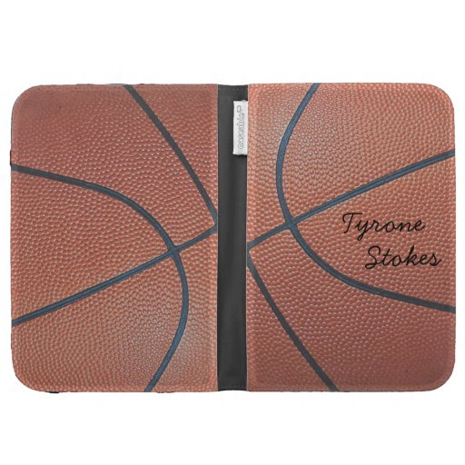Team Spirit_Basketball texture look_Autograph Case For The Kindle