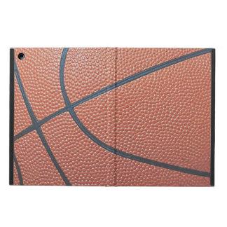 Team Spirit_Basketball texture look_autographready iPad Air Covers
