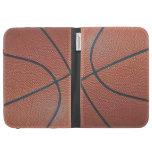 Team Spirit_Basketball texture look Kindle Folio Case