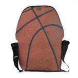 Team Spirit_Basketball texture look_Hoops Lover Courier Bags