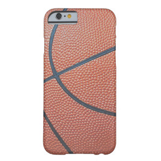 Team Spirit_Basketball texture look_Hoops Lovers Barely There iPhone 6 Case