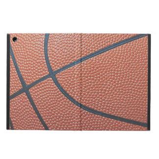 Team Spirit_Basketball texture look_Hoops Lovers iPad Air Cases