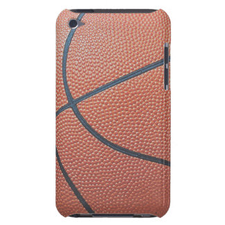 Team Spirit_Basketball texture look_Hoops Lovers iPod Case-Mate Case