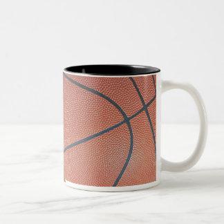 Team Spirit_Basketball texture look Mug
