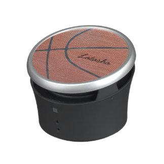 Team Spirit_Basketball texture look_personalized Speaker