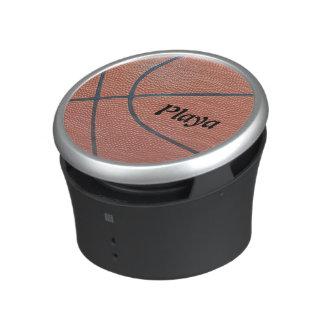 Team Spirit_Basketball texture look_Playa Speaker