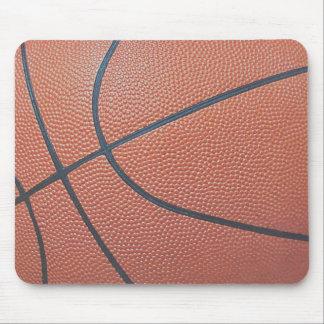 Team Spirit_Basketball texture Mouse Pad