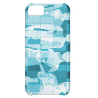 Team Spirit On a Mission in Business Concept Cover For iPhone 5C