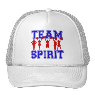 TEAM SPIRIT TRUCKER HAT