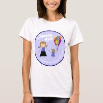 Team Spondy Mom T-Shirt