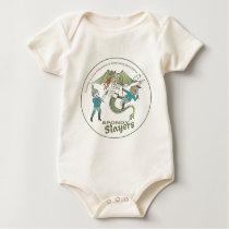 Team Spondy Slayers Baby Bodysuit