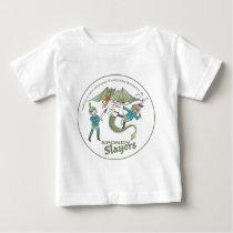 Team Spondy Slayers Baby T-Shirt