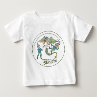 Team Spondy Slayers Baby T-Shirt