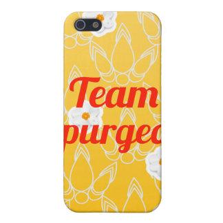 Team Spurgeon iPhone 5 Case