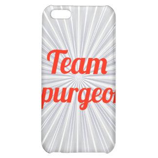 Team Spurgeon iPhone 5C Cover