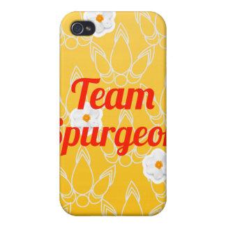 Team Spurgeon Case For iPhone 4