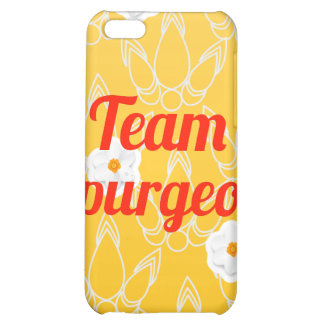 Team Spurgeon Cover For iPhone 5C