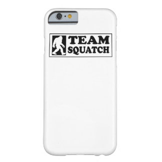 Team Squatch Barely There iPhone 6 Case
