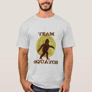 Team Squatch Moonlight Bigfoot Shirt