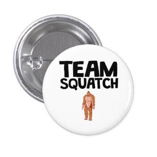 Team Squatch Pinback Button