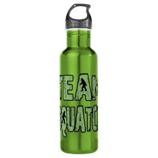 Team Squatch Stainless Steel Water Bottle
