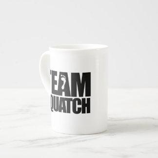 TEAM SQUATCH TEA CUP