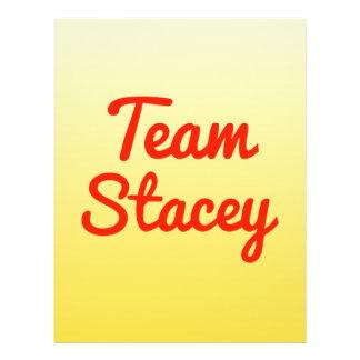 Team Stacey Flyer