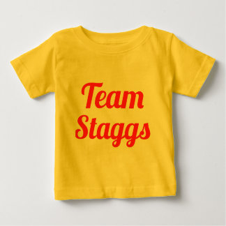 Team Staggs Tee Shirts
