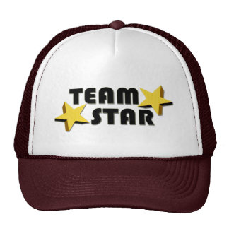 Team Star Trucker Hat