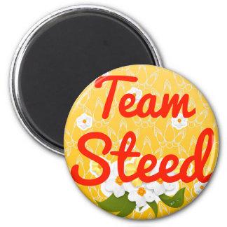 Team Steed Fridge Magnets