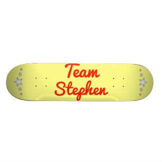 Team Stephen Skate Board Decks