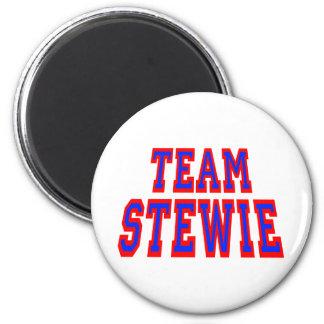 Team Stewie 2 Inch Round Magnet