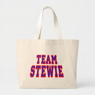 Team Stewie Canvas Bags