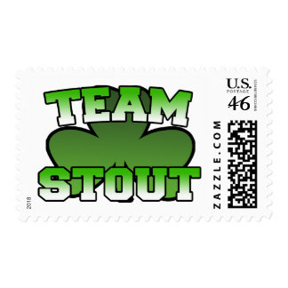 Team Stout Stamps