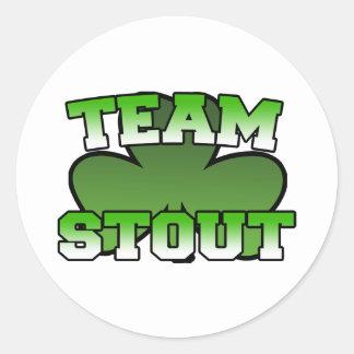Team Stout Sticker
