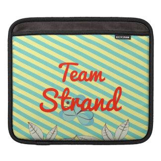 Team Strand iPad Sleeve