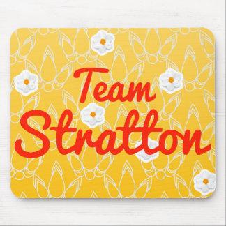 Team Stratton Mousepads